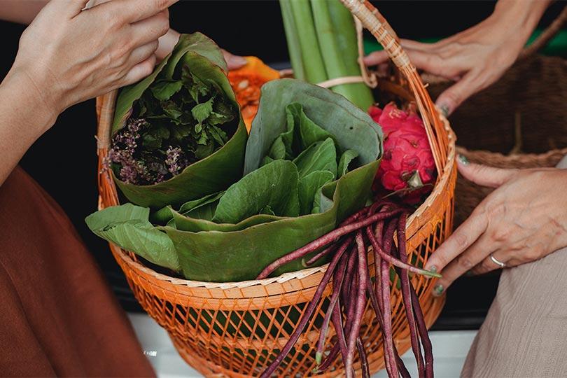 BIO sadje in zelenjava