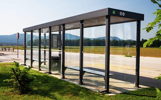 Avtobusna nadstrešnica ANV